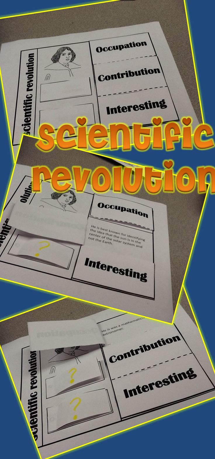 17 best ideas about scientific revolution teaching scientific revolution interactive journal