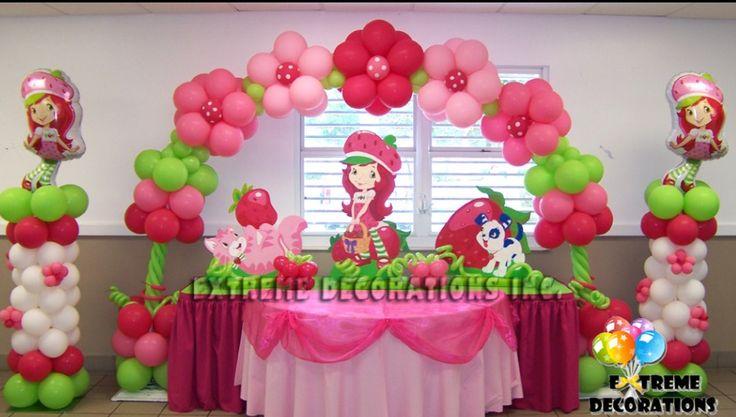 strawberry shortcake party on pinterest strawberry shortcake image by