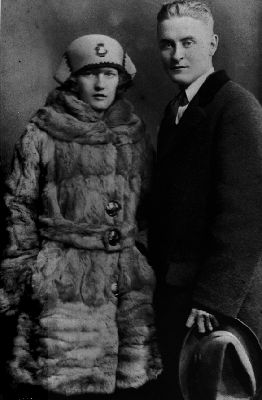 April 3rd, 1920 - Zelda and Scott Fitzgerald marry and begin one of the most public marriages of the ages.