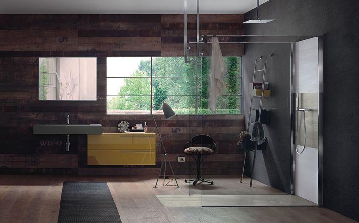 Complete italiaanse designbadkamer by Arblu - exclusief verkrijgbaar bij Sanisale.com-
