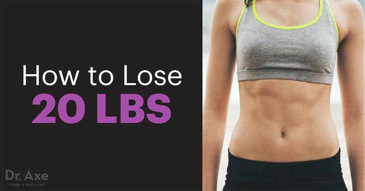 If you want to lose 20 pounds in 30 days, this is the plan for you. Learn how to burn belly fat, lose weight and banish cellulite.