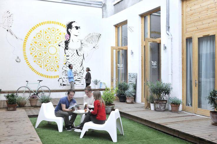 Slo Living Hostel - Lyon