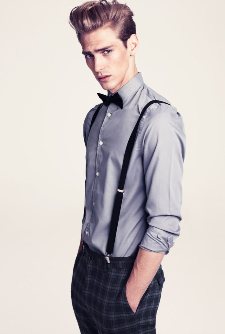 Jeremy Dufour by Andreas Sjödin for H & M, FW11.
