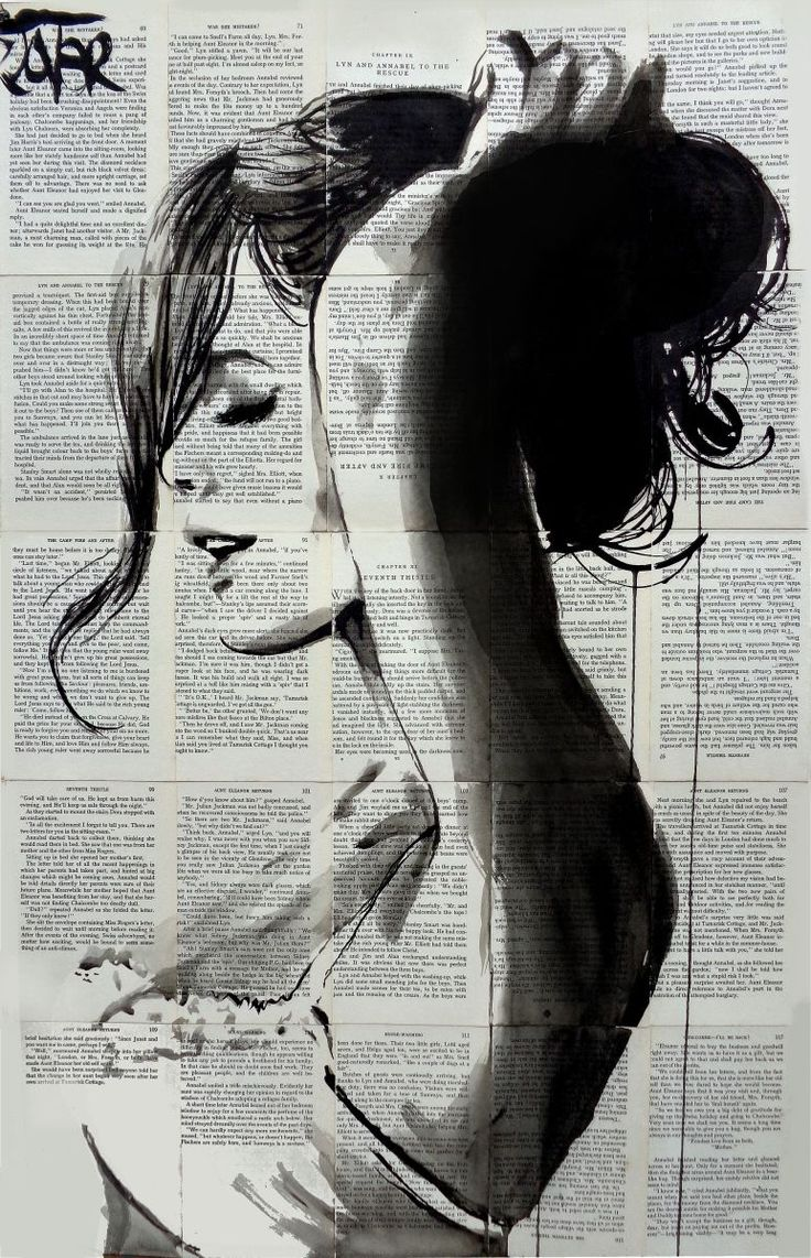 WISHBERRY, Ink drawing by Loui Jover | Artfinder