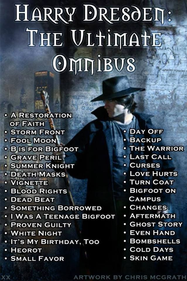 harry dresden the ultimate