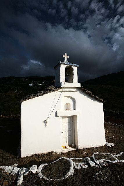 This is my Greece | A chapel on Ikaria island