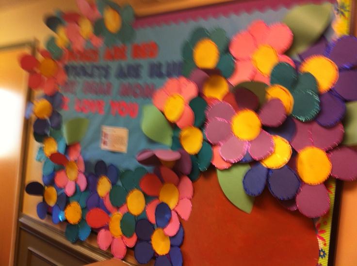 Mothers day board crafts pinterest for Amarilis decoration