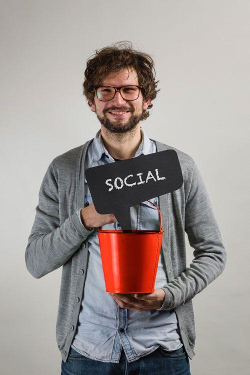 Fabrizio Tonellotto -  Social Media & Community Engagement Coordinator  #TEDxVicenza #PlantingTheSeeds #TEDx #Vicenza