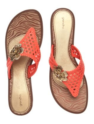 Grendha Coral Sandals ~ New Look