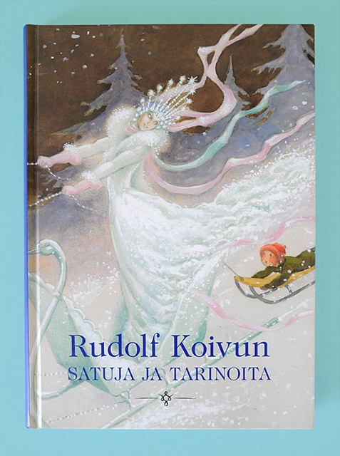 Rudolf Koivu Illustrations