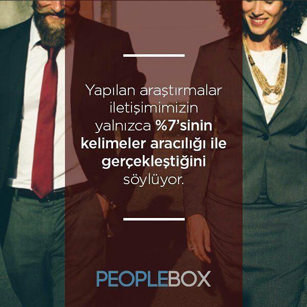 """""""Öyle demek istememiştim!"""" Konuşmadan verdiğiniz mesajların detayları PeopleBox Blog'da. Makale linki profilde  #ik #ikblog #psikolojik #ipucu #bedendili #body #language #m"""