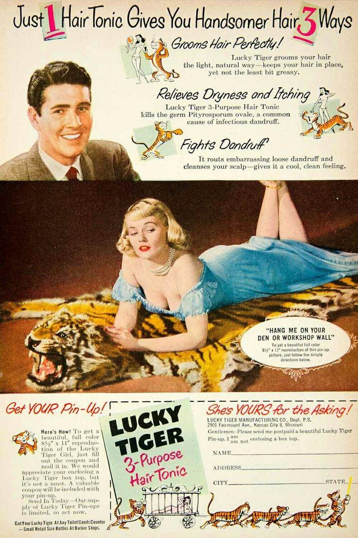 Lucky Tiger 1952