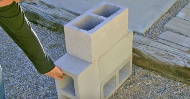 The next time you're in a pinch, this simple cinder block trick is going to really come in handy. You might be out camping, you might just be in your backyard, either way, this one is a serious game changer. All you need are four cinderblocks or concrete blocks, some twigs, and a stove burner to... View Article