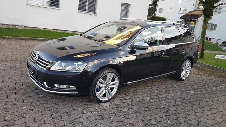 VW PAssat Variant 2.0 TSI R-Line!!!