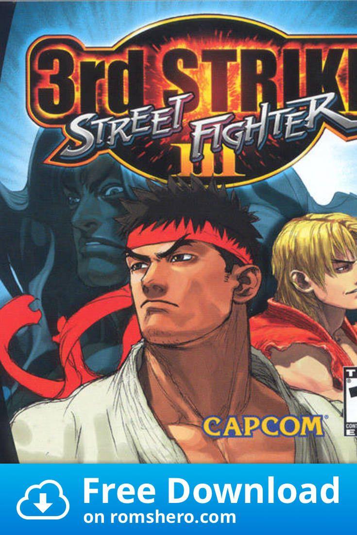Download Street Fighter Iii 3rd Strike Sega Dreamcast Dc Isos