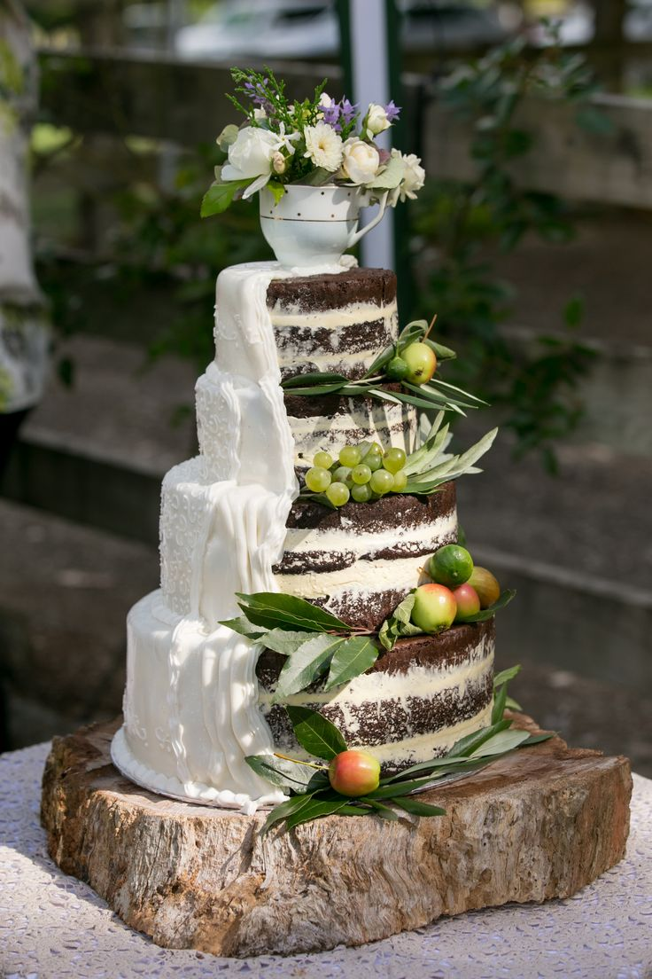I Like The Idea It Would Be A Very Beautiful Cake With -8749