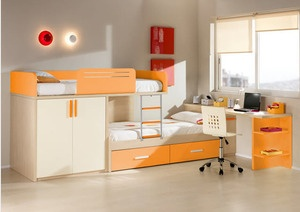 archiexpo kids junior2 25 kids bunk with storage
