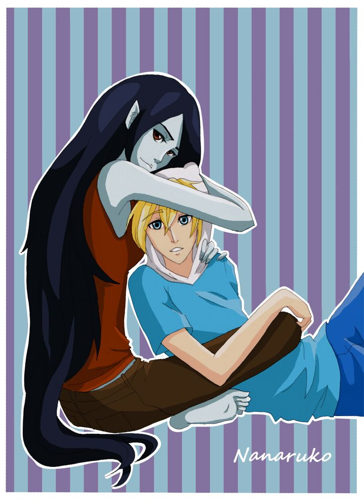 marceline and finn dating service