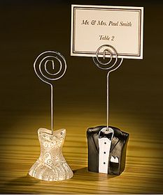 bride and groom place card holders 074 wedding