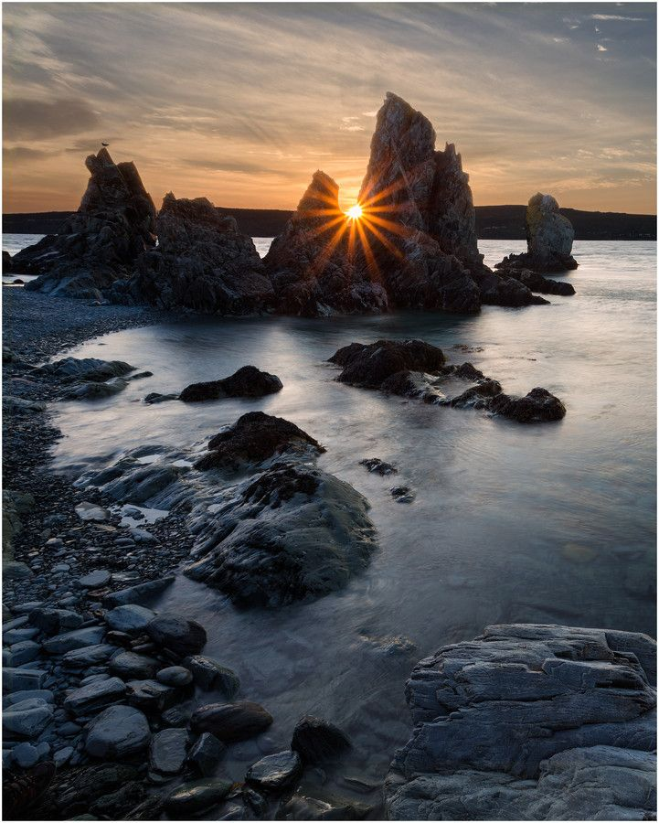 Bay Roberts, Newfoundland by Pierre Giard