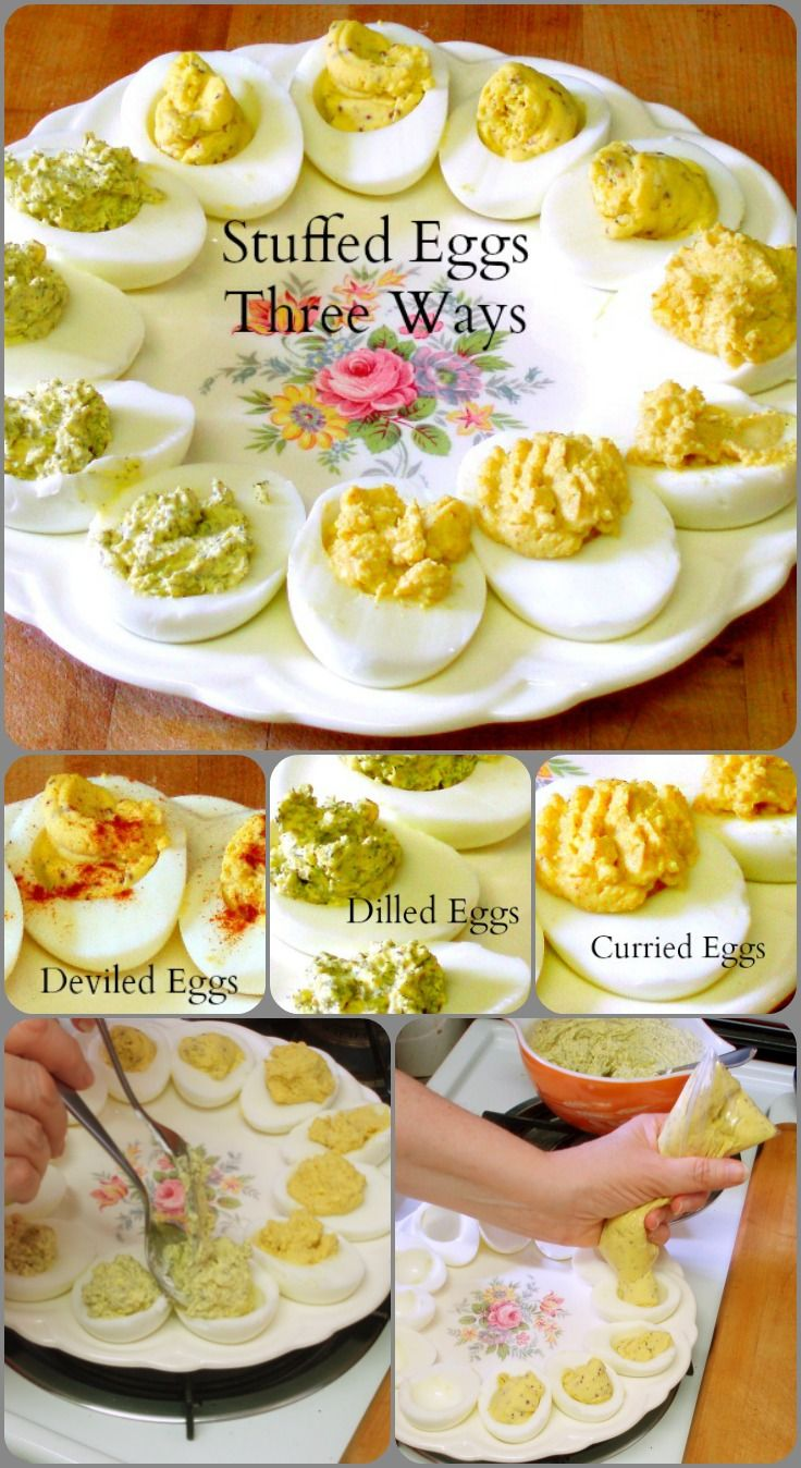 images about Eggs on Pinterest   Simple egg salad recipe, Healthy egg ...