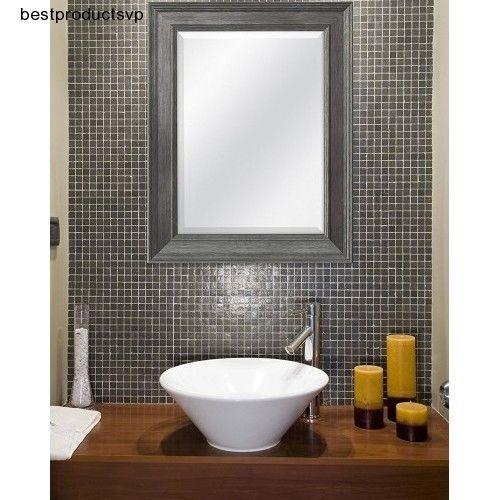 Ebay Mirror For Bathroom Modern Vanity Wall Mount