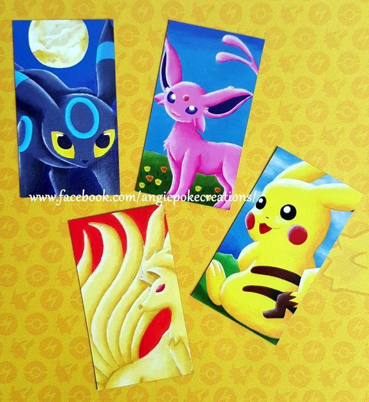 Magnet Goodies Pokemon Aimant Kawai Pikachu Mentali Noctali Shiny Feunard