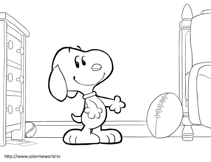 10 best Peanuts Coloring Pages images on Pinterest