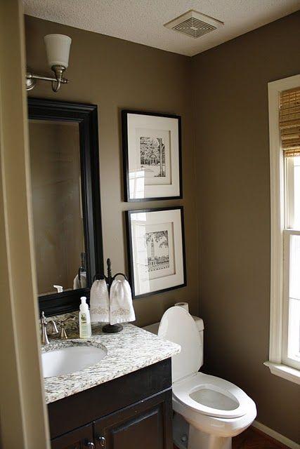 Best Bathroom Ideas Images On Pinterest Bathroom Remodeling - Dark green bath towels for small bathroom ideas