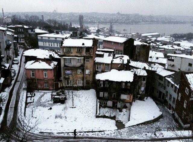 Sishane / istanbul