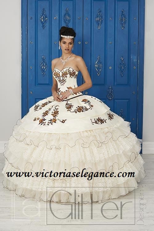 7c3d16441ca This gorgeous sweetheart neckline ball gown will bring cultural excitement  to your special event. The sweetheart neckline bodice is accented with  corset ...