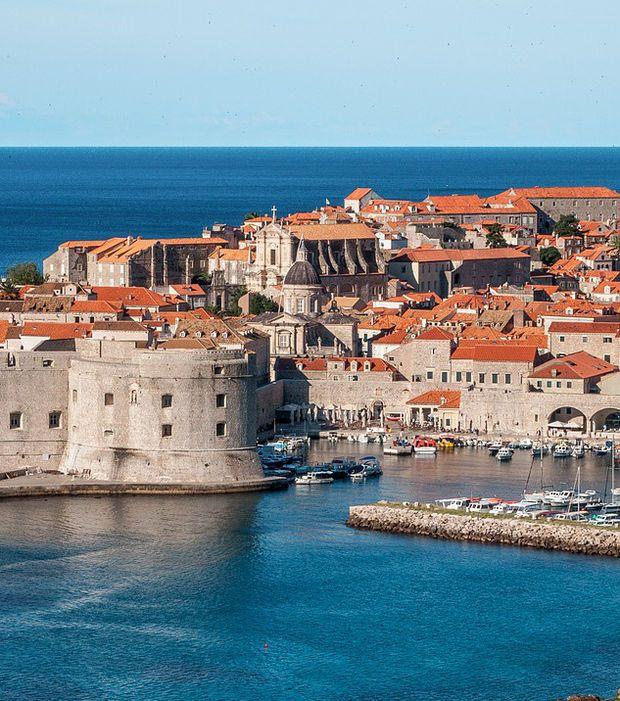 Photo : 5. La Croatie