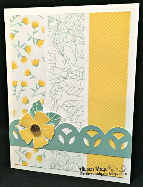 Create with Alyson: National Scrapbooking Month Blog Hop - Happy Times
