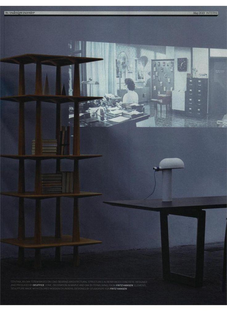 INTERNI - BOLERO, design Roberto Lazzeroni