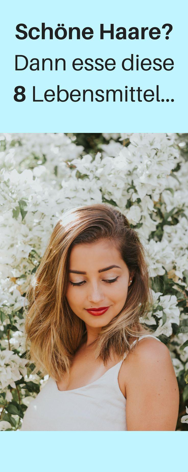 Schöne Haare durch bestimmtes Essen? Schöne Haare Pflege, Schöne Haare Hausmittel, fettige Haare Hausmittel, Schuppen Hausmittel, Tipps für mehr Volumen, Lange Haare Tipps, Volumen Haare, dünnes Haar Hausmittel, schöne Haare locken, Rizinusöl Haare