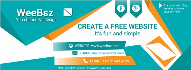 MAKE YOUR OWN WEBSITE AT WWW.WEEBSZ.COM