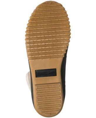 Skechers Women's Duck Boots from Finish Line - BLACK/TAN 9
