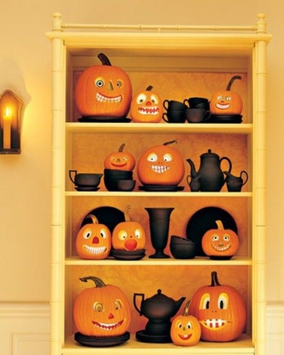 The 19 best images about Halloween Home Decor on Pinterest Shops - halloween decorations at home