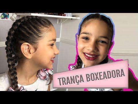 TRANÇA BOXEADORA | BOXER BRAID – YouTube – #Boxea…