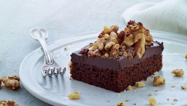 Er du til blød og intens chokoladesmag, er den her kage lige sagen. Jeg er i hvert fald forelsket