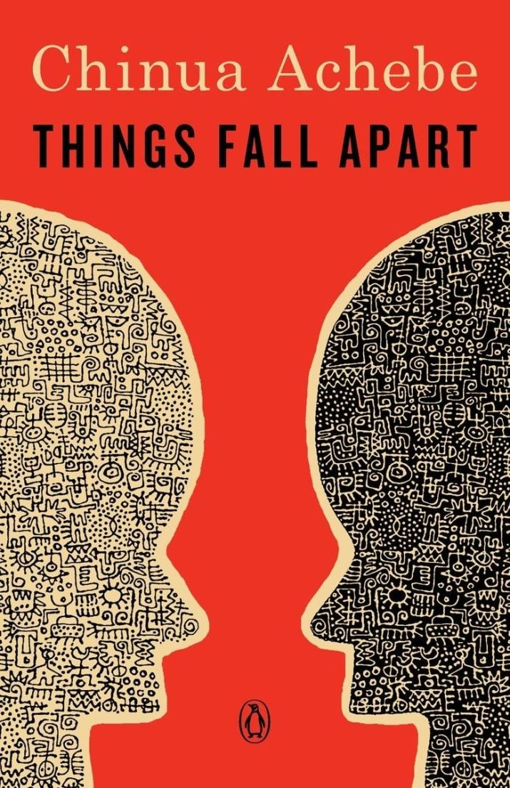 Things Fall Apart by Chinua Achebe examines the colonization of Africa through the eyes of Okonkwo, an Igbo warrior fearlessly trying to resist the forced assimilation of his people by the British. —NASwritesGet it from Amazon for $11.08, Barnes and Noble for $11.11.