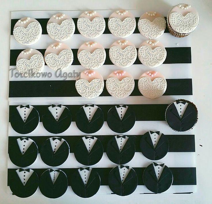 #wedding #cupcake