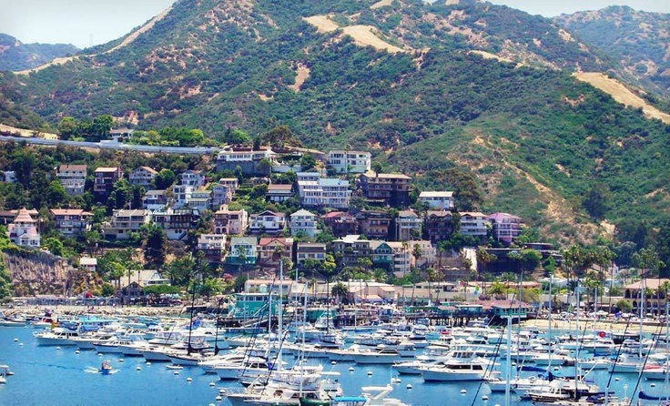 Groupon - One- or Two-Night Stay at Hotel St. Lauren in Catalina Island, CA. Groupon deal price: $79.00