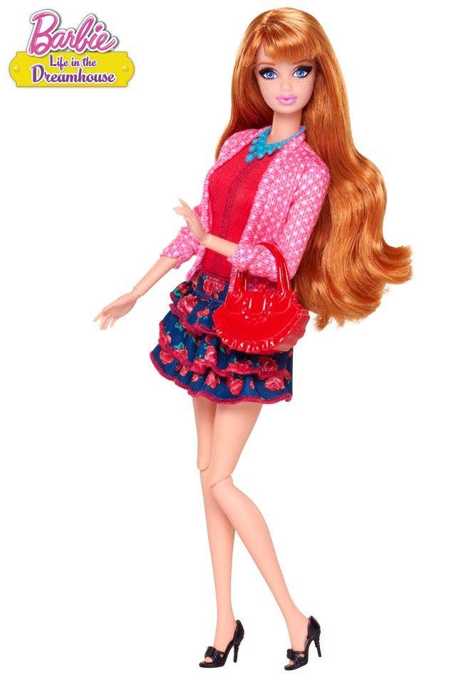 Midge Barbie | Details about BARBIE 2013 LIFE IN THE DREAMHOUSE MIDGE DOLL NRFB