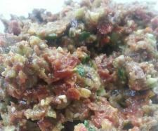 Mediterranean bruschetta (dip) | Official Thermomix Recipe Community