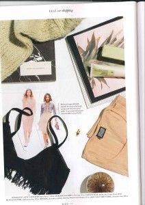 Elle CSR shopping April 2015