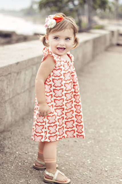 Butterfly Dress Sewing Tutorial