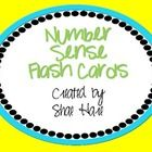These flashcards help students to develop strong number sense in numbers 0-20. Includes numerals, number words, dot patterns, ten frames, and talli...