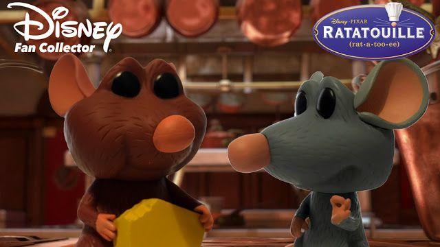 Disney Fan Collector: Colección Funko Pop: Ratatouille 2