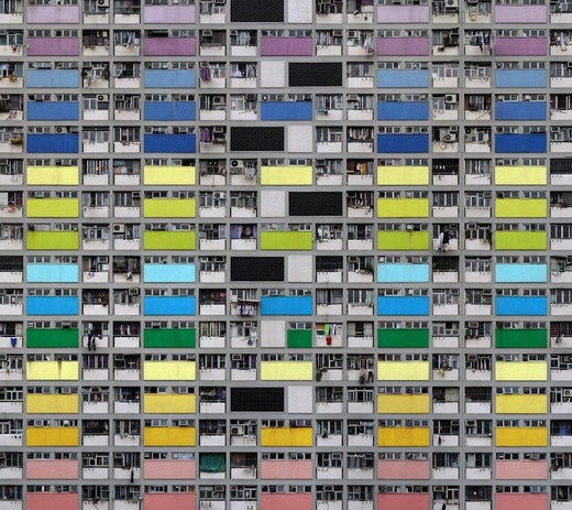 Архитектура плотности: каменные джунгли Гонконга